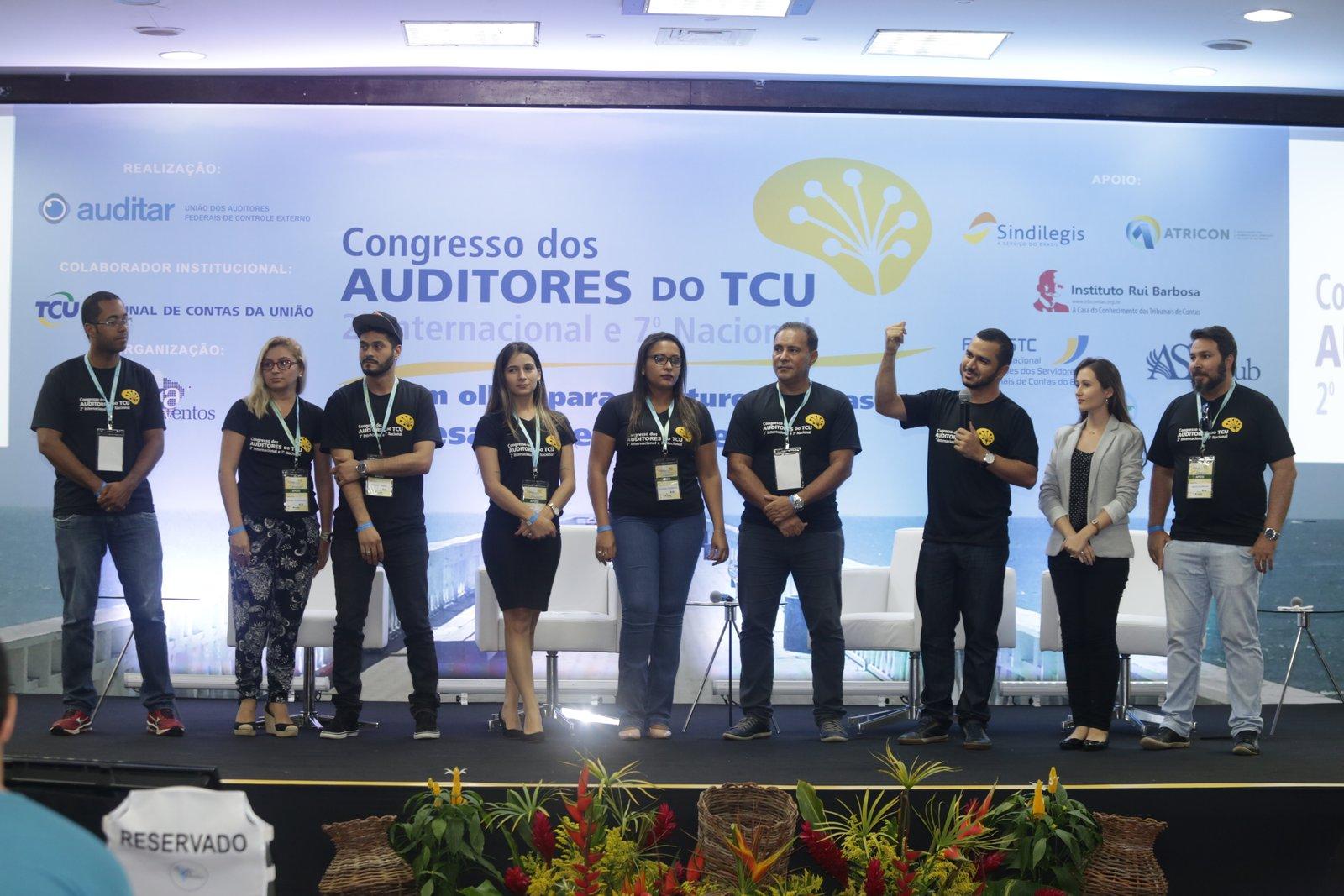 Congresso dos Auditores do TCU: confira as fotos do último dia de painéis