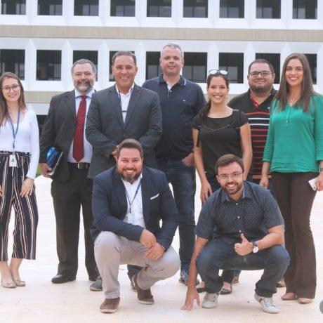 ENAUD realiza o 1º Tour TCU: alunos visitam instalações do Tribunal