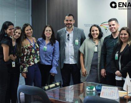 2º Tour TCU da ENAUD: alunos visitaram as instalações do Tribunal